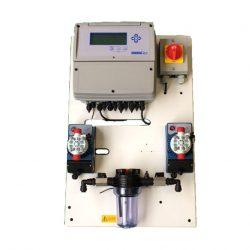 36-K800-REDOX-&-PH-CONTROL-PANEL-+-PUMPS