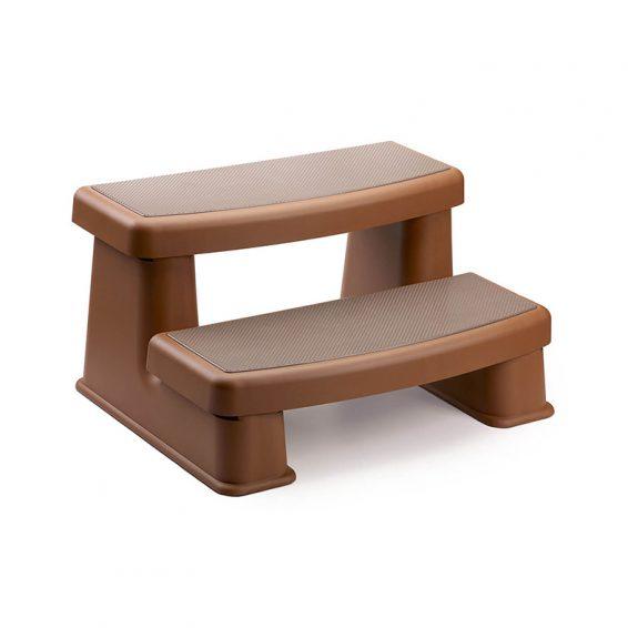 polymer-steps-redwood